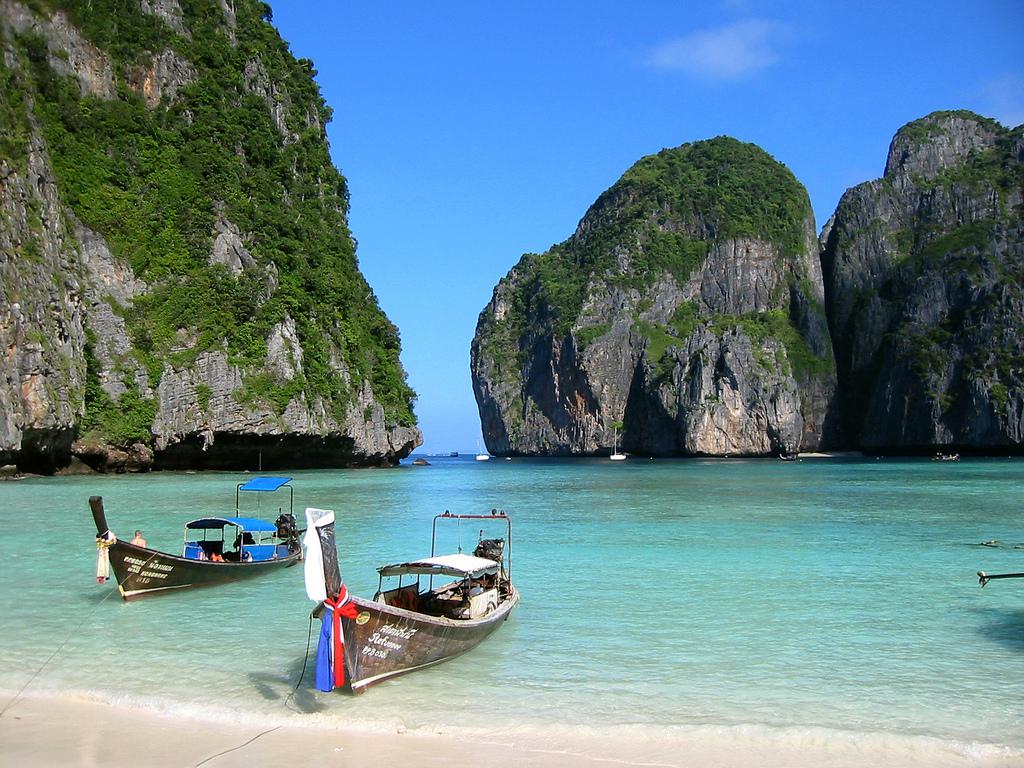 Тайланд и остров пукет