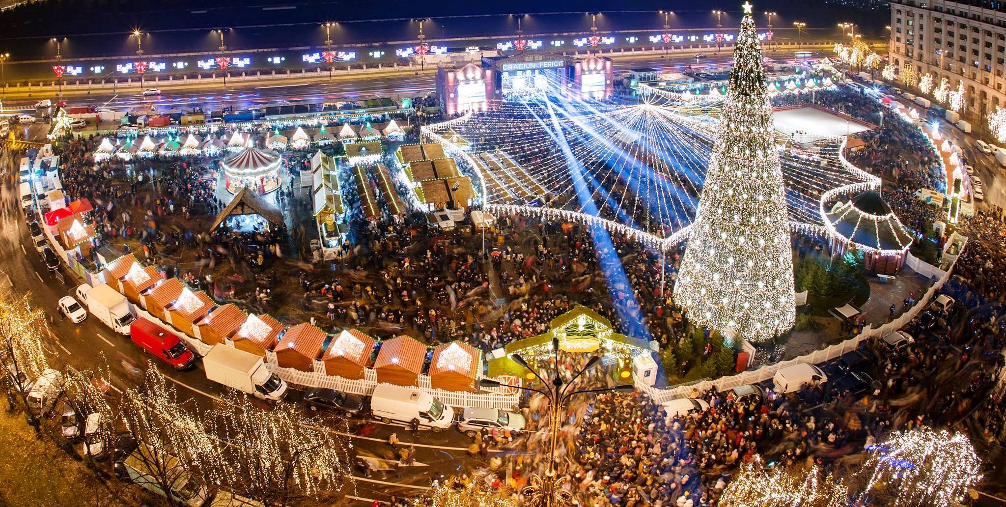 Коледен Букурещ